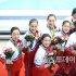 [포토]북한 싱크로나이즈드 선수단, 남남북녀 사실이네!