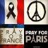 """파리 테러, 전세계 ★들 추모 물결 이어져 """"Pray for paris"""""""