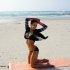 레이양 아찔한 해변 비키니 화보 비하인드…놀라운 글래머