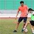강원FC, 산골 축구 소녀들과 즐거운 시간