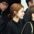 [ST포토]이윤지 '잘가요 故김주혁'