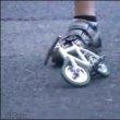 극한의 자전거