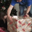 박스를 선물로 준거야?