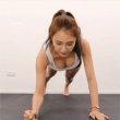 복근 강화 운동