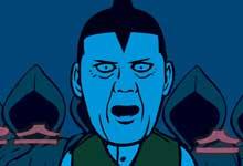 말리의 유령