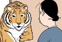 호랑이 형님