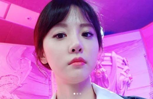 """김민아 아나, 행사 중 발열로 병원行→""""지침대로 행동"""""""