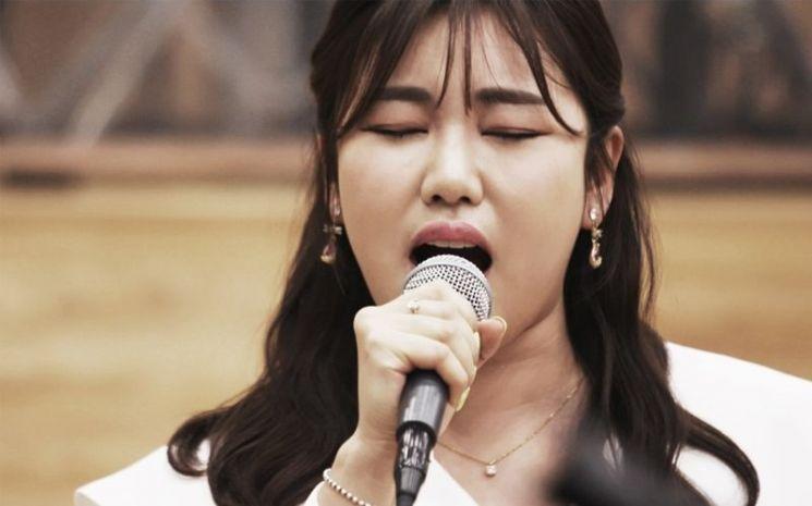 송가인 '악인전'·'텔레그나'…같은날 고정예능 두개