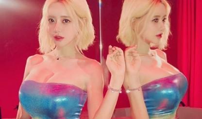 DJ소다, 비현실적인 인형 비주얼 '예쁨주의보'