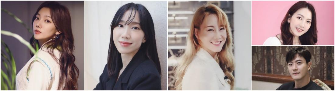 뉴스컬처와 만난 배우들 (화보 모음)