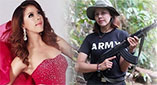 결국 총 든 미스 미얀마