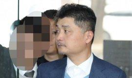'계열사 공시누락' 카카오 김범수 2심 벌금 1억원 구형