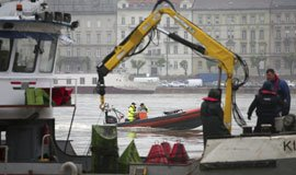 헝가리 유람선 침몰 사고