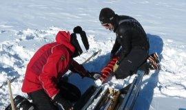 [과학을읽다]<br>지구의 타임캡슐 '빙하코어'의 비밀