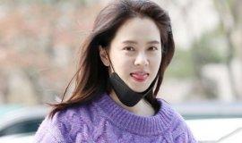 송지효, 연보랏빛 상큼함 [포토뉴스]