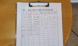 """'코로나 명부' 여전히 방치…음식점 10곳 中 7곳 """"이름 쓰세요"""""""