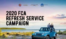FCA코리아, 내달 24일까지 '리프레시 서비스 캠페인' 시행
