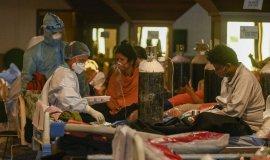 '코로나 대확산' 인도, 실명에 사망 이르는 곰팡이균까지 유행