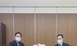박범계-김오수 회동… 檢 중간간부 인사 의견 교환
