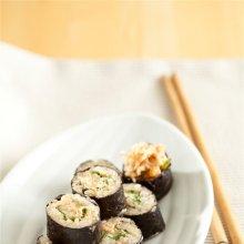 「오늘의 레시피」현미밥 참치김밥