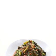 시원한 국물 맛으로 먹는 열무김치