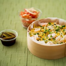 「오늘의 레시피」지라시 초밥