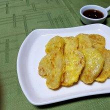 패주로 만든 감칠맛 나는 고급음식 '패주저냐'