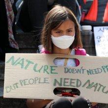 'PEOPLE NEED NATURE'