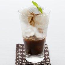 「오늘의 레시피」 아이스크림을 넣은 커피 플로트