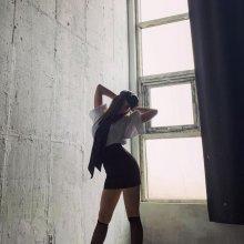 [포토] 전소미 '남다른 비율'