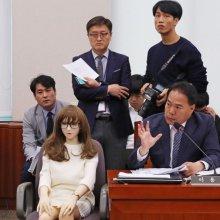 """[2019 국감]성윤모 """"리얼돌, 정부가 진흥해야 하는 산업인지 의문"""""""