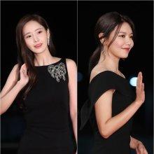 '청룡영화제' 윤아·수영, 소녀시대의 시크와 고혹미를 맡고 있습니다 [포토뉴스]