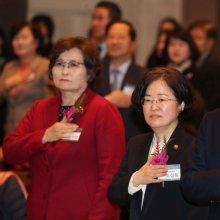 [포토]한국소비자연맹 창립 50주년 기념식