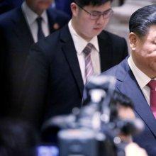 흔들리는 시진핑 리더십