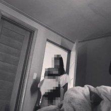 래퍼 씨잼, 속옷 차림 여자친구 사진 공개 논란