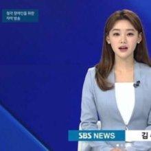 """김수민 아나운서 SNS서 친구와 설전 """"경솔했다"""""""