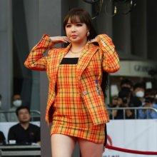 [포토] 박봄, '달라진 느낌?'