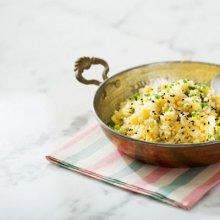 「오늘의 레시피」 황금색 달걀 볶음밥