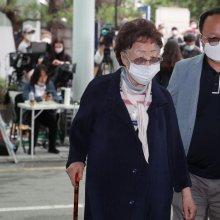 [포토] 빈소 향하는 이용수 할머니