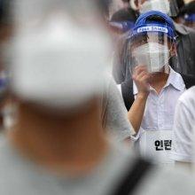 [포토]의료4대악 정책추진 반대 촉구 전국의사 총파업 궐기대회