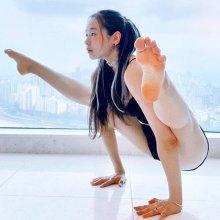 [포토] 상아 요니니 '독보적 유연성'