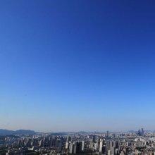 [포토] 시리도록 푸른 가을하늘