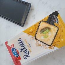 스위스의 맛이 입안으로 라끌렛 치즈