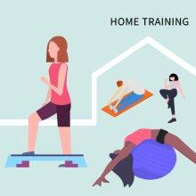 집에서 운동하자!유튜브 홈트 운동채널