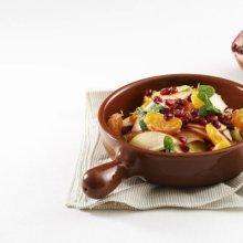 「오늘의 레시피」 겨울 과일 샐러드
