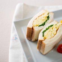 「오늘의 레시피」 스크램블 에그 샌드위치