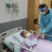 [포토] 오늘부터 요양병원·시설 접촉 면회 부분 허용
