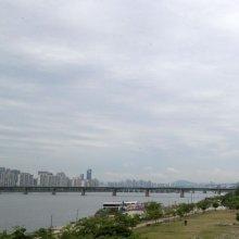 [포토] 구름 낀 서울 하늘