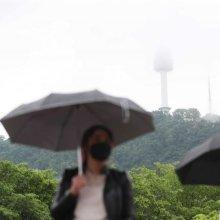 [포토]오늘도 비 내리는 서울