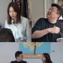 이지혜, 남편 먹방 유튜브 수익에 '깜짝'…얼마길래?